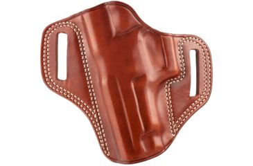 7-Galco Combat Master Belt Holster, Leather