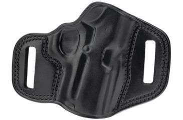 11-Galco Combat Master Belt Holster, Leather