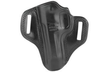 94-Galco Combat Master Belt Holster, Leather