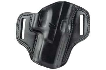 45-Galco Combat Master Belt Holster, Leather