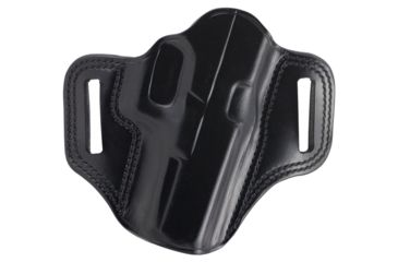 43-Galco Combat Master Belt Holster, Leather