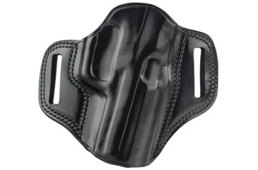 35-Galco Combat Master Belt Holster, Leather