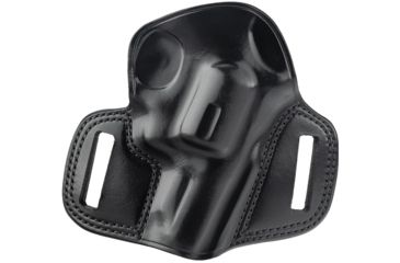 14-Galco Combat Master Belt Holster, Leather