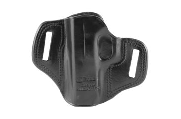63-Galco Combat Master Belt Holster, Leather