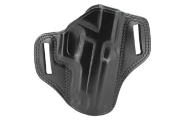 26-Galco Combat Master Belt Holster, Leather