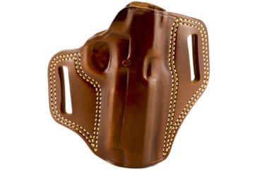 32-Galco Combat Master Belt Holster, Leather