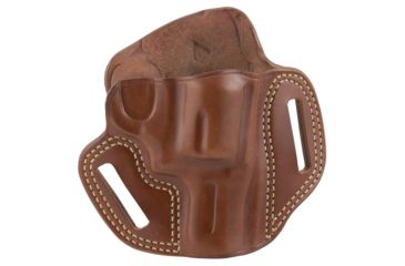 61-Galco Combat Master Belt Holster, Leather