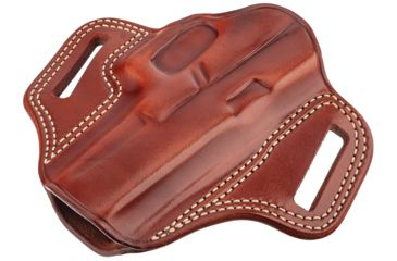 68-Galco Combat Master Belt Holster, Leather