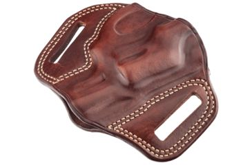 85-Galco Combat Master Belt Holster, Leather