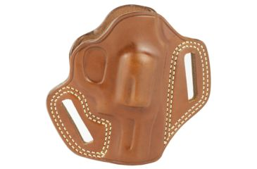 28-Galco Combat Master Belt Holster, Leather