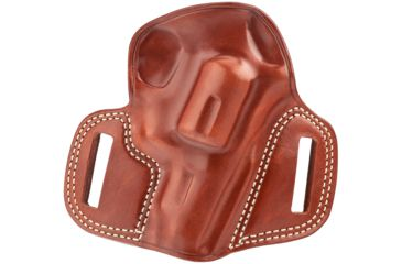 38-Galco Combat Master Belt Holster, Leather