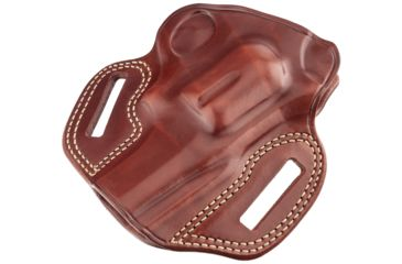 108-Galco Combat Master Belt Holster, Leather