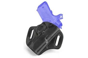 Galco Concealable Belt Holster for S&W M&P 9/40 - Right Hand, Black CON472B