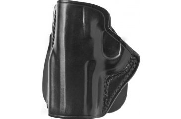 Galco Concealed Carry Paddle Holster Left Hand - Black CCP425B