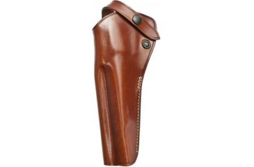 Galco D.A.O. - S&W X Fr 500 4In - Left, Tan