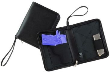 Galco Defense Planner Concealed Compact Pistol/Handgun Carrying Case/Holster