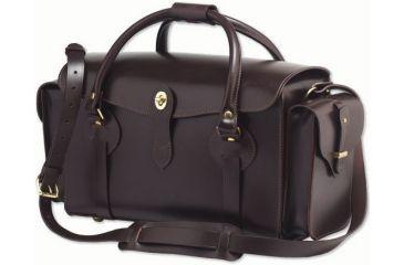 Galco Deluxe Field Bag - Dark Havana LT116DH