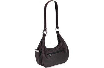 Galco Dyna Holster Handbag - Ambidextrous - Brown DYNBRN