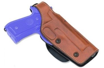 Galco FED Paddle Lined Holster Left Hand - Tan FED203