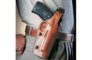 Galco FED Paddle Lined Holster Left Hand - Tan FED287