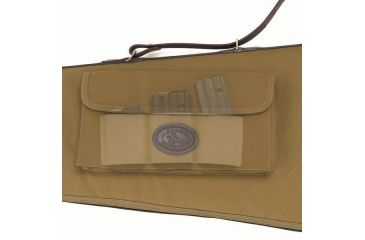 Galco Field Grade MSR Gun Case Close-Up