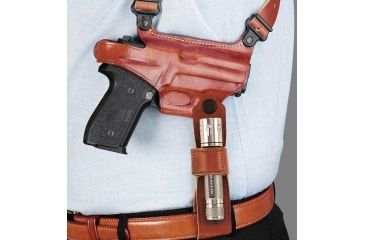 Galco Flashlight Holster Side Tie Down