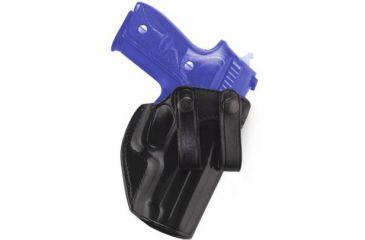 Galco H&K USP 45 Summer Comfort Inside Pant Holster Right Hand Black SUM292B