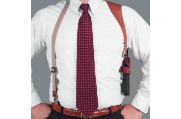 Galco Half Harness with Belt Clip