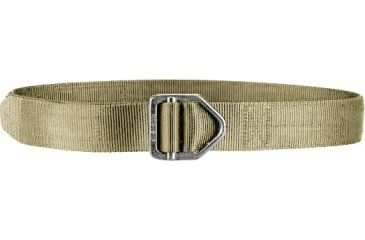 Galco Instructors Belt Reinforced 1 12 Coyote Tan Size Medium Nibr Co Med