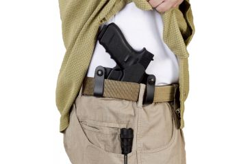 Galco Double Time Holster - In Use
