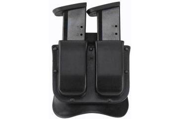 Galco M11X Matrix Double Mag Case - Ambidextrous - Black M11X22