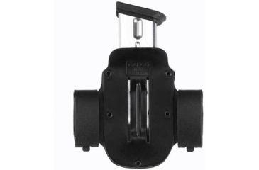 Galco M15X Matrix Single Mag Case Ambidextrous for Pistol .45 Single Column Metal Magazine - Ambidextrous Hand, Black M15X26