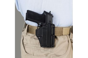 Galco M6X ALH Belt Holster - In Use