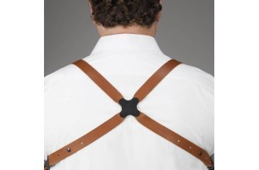 Galco Miami Classic Harness For System Ambidextrous - Tan MCH / Black MCHB