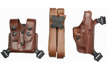 Galco Miami Classic II Shoulder System - Right Hand   - Tan MCII250
