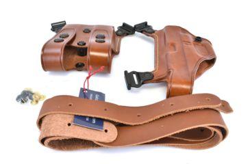 Galco Miami Classic Shoulder Handgun Holster System
