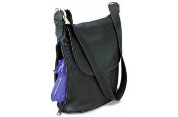 Galco Pandora Holster Handbag - Ambidextrous - Black PANBLK