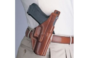 Galco PLE Unlined Paddle Holster