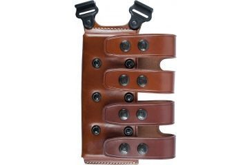 Galco Quad Magazine Carrier - Ambidextrous - Tan QCL26