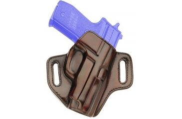 Galco Royal Deluxe Right Hand Belt Holster for Glock 26