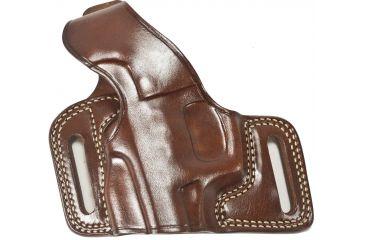 Galco Silhouette High Ride Holster, Left Hand, Tan, Beretta 92F SIL203