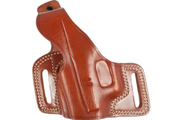 Galco Silhouette High Ride Holster-Left Hand-Tan SIL225