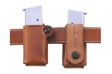 Galco Single Magazine Case - Ambidextrous - Tan SMC26