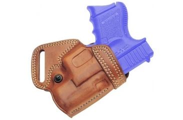 Galco SOB Small Of Back Holster Left Hand - Black SOB287B