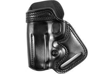 Galco SOB Small Of Back Holster, Left Hand, Black Colt 1911 - SOB219B