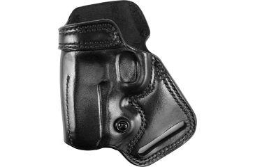 Galco SOB Small Of Back Holster Left Hand - Black SOB425B
