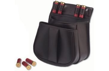 Galco Sporting Clay Shell Leather Pouch - In Use