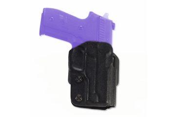 Galco Stryker Belt Holster Glock 17/22/31 Black R STR224