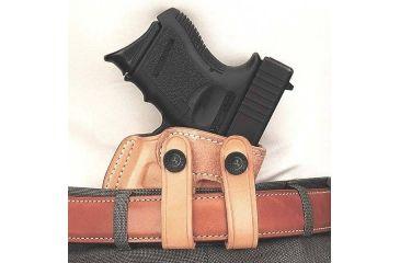 2-Galco Summer Comt Inside Pant Holster Fits Glock 26 Left Hand Black SUM287B