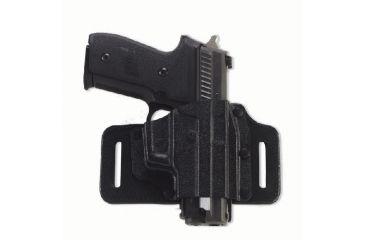 Galco Tac Slide Belt Holster Springfield XD 3in,4in, 5in 9 & 40 XDM 3.8in & 4.5in Black L TS441B